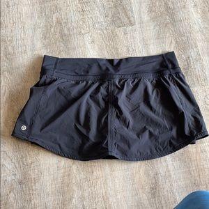 Lululemon Skort Size 10